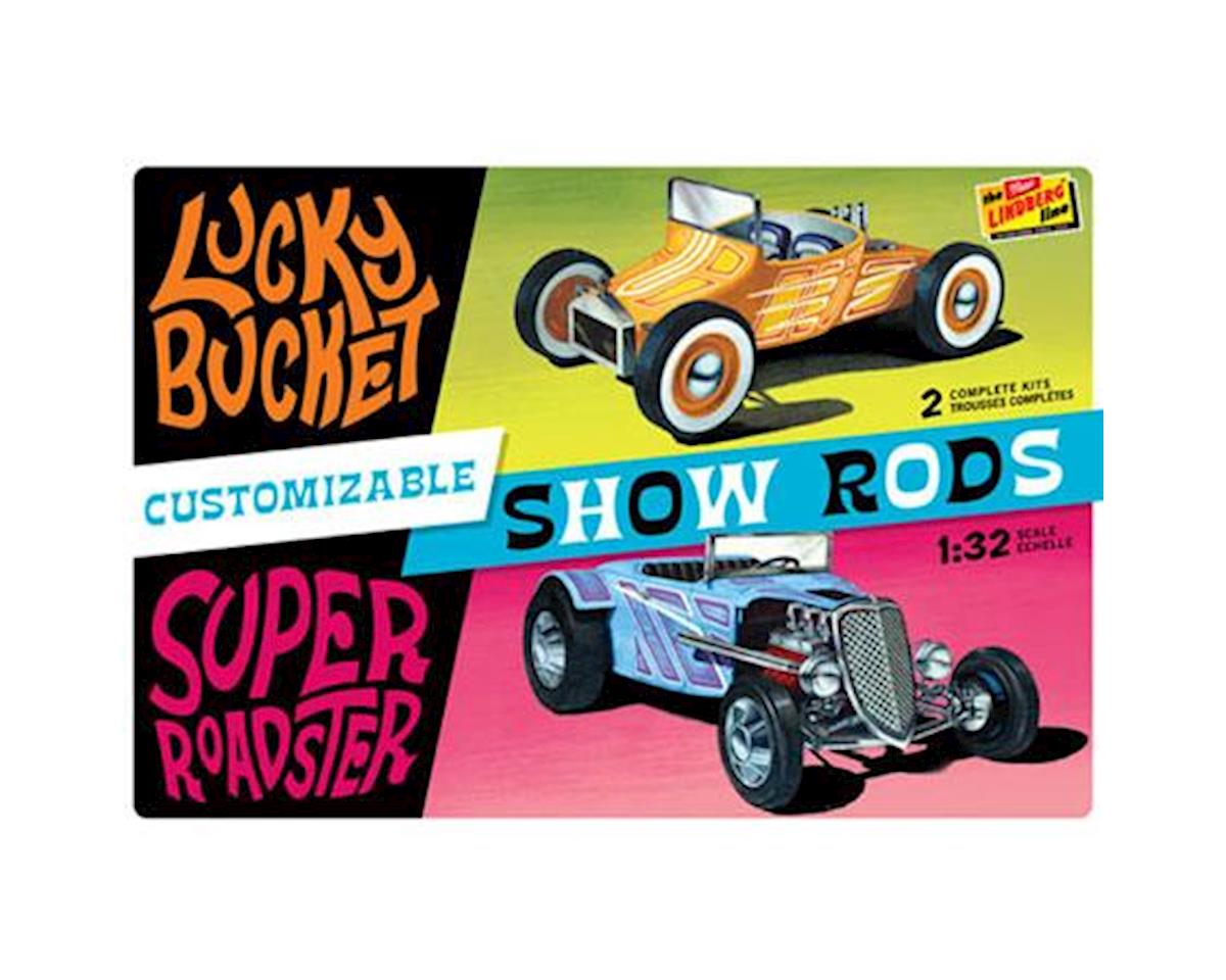J Lloyd International Customizable Street Rod (2 pack)