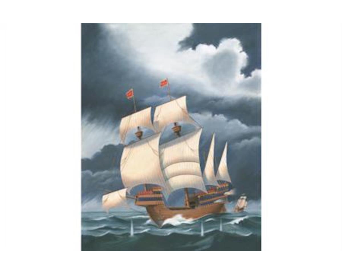 1/244 Santa Catarina Sailing Ship (Re-Issue)