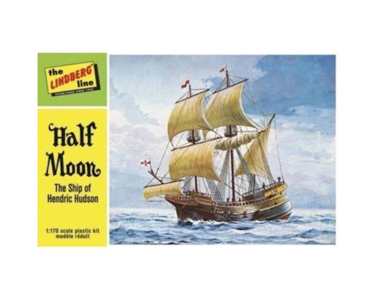 1/170 Half Moon Sailing Ship