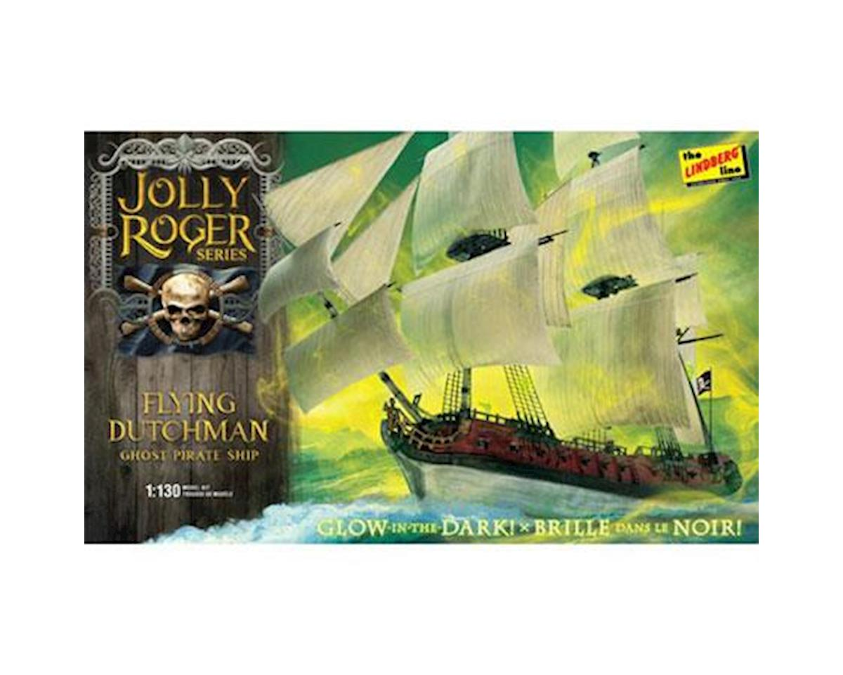Lindberg Models lly Rogers Series: Flying Dutchman