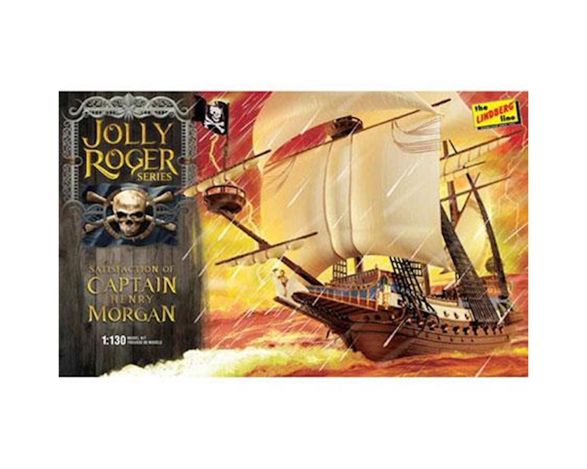 Lindberg Models lly Roger Series: Satisfaction of Captain Morgan