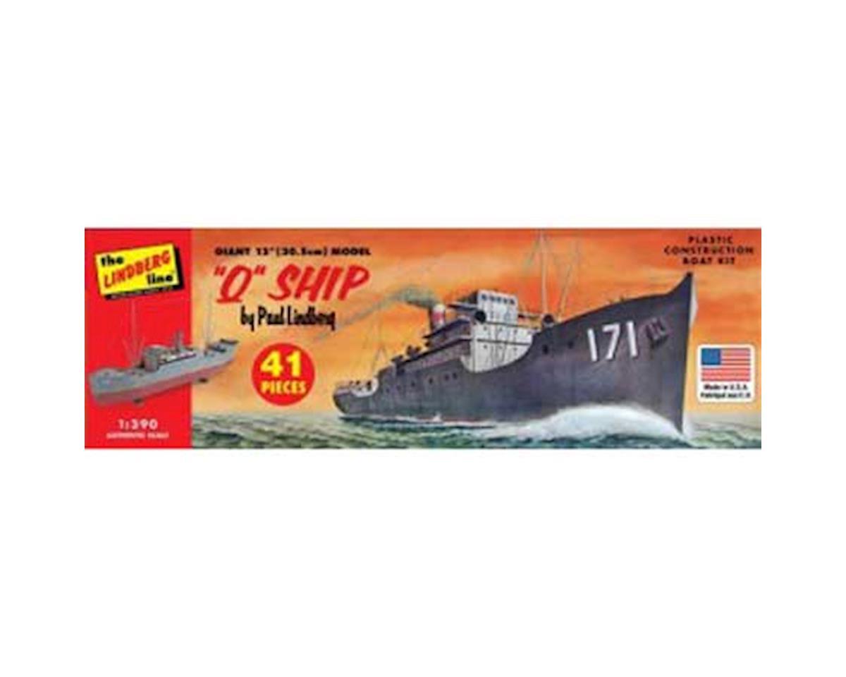 1/390 Q-Ship Sea Raider