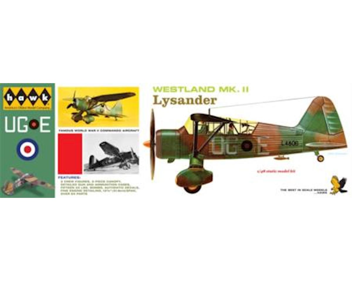 1/48 Westland Lysander Aircraft (Re-Issue)