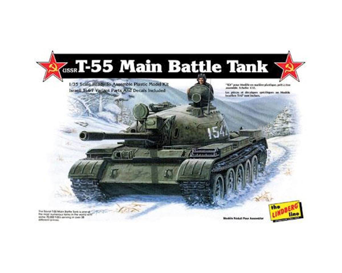 1/35 USSR T-55 Tank (Re-Issue)