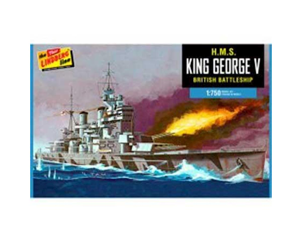 HMS King George V by J Lloyd International