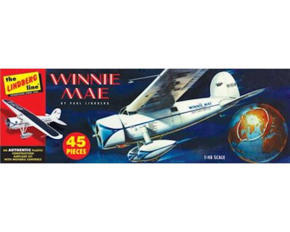 1/48 Winnie Mae Airplane