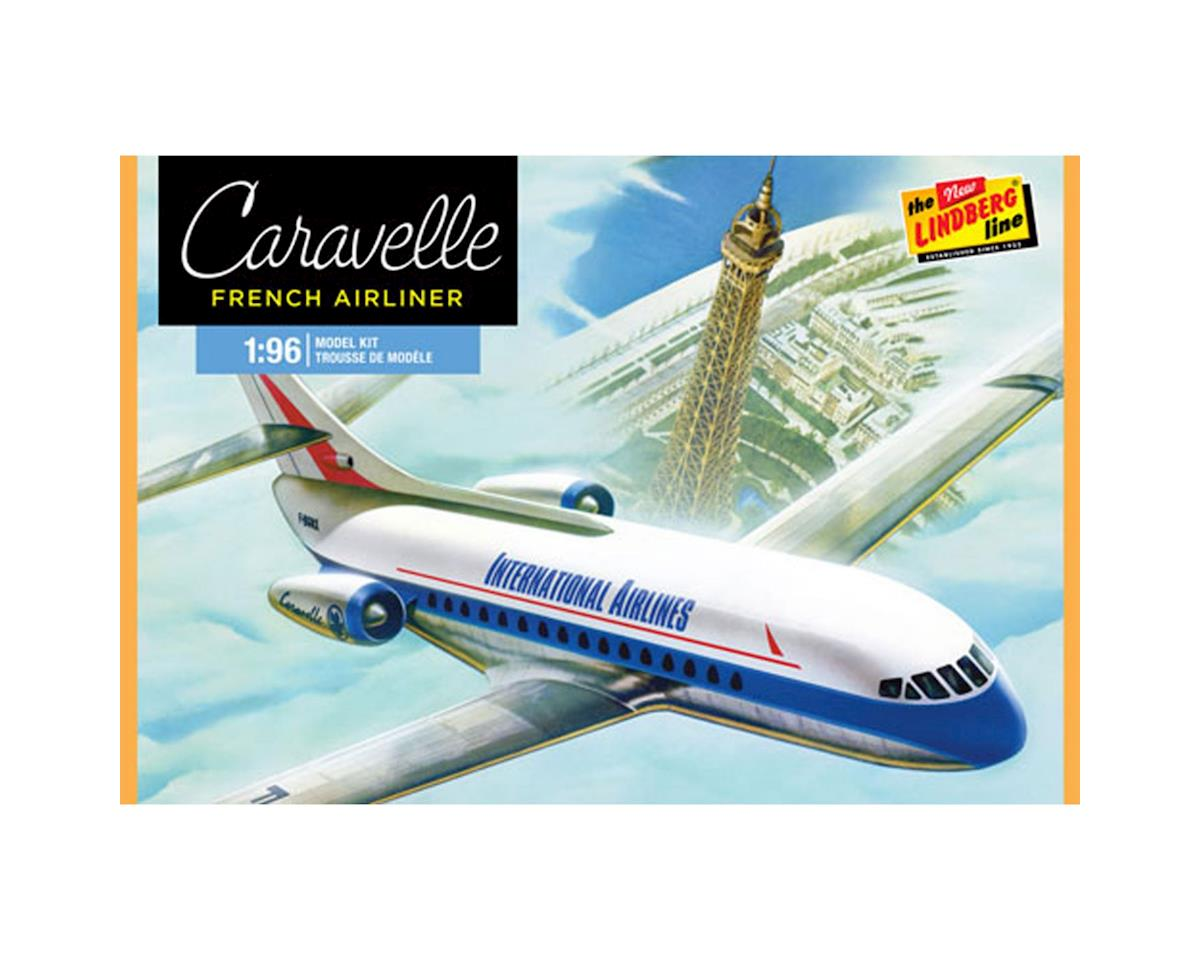 Lindberg Models Caravelle Airliner