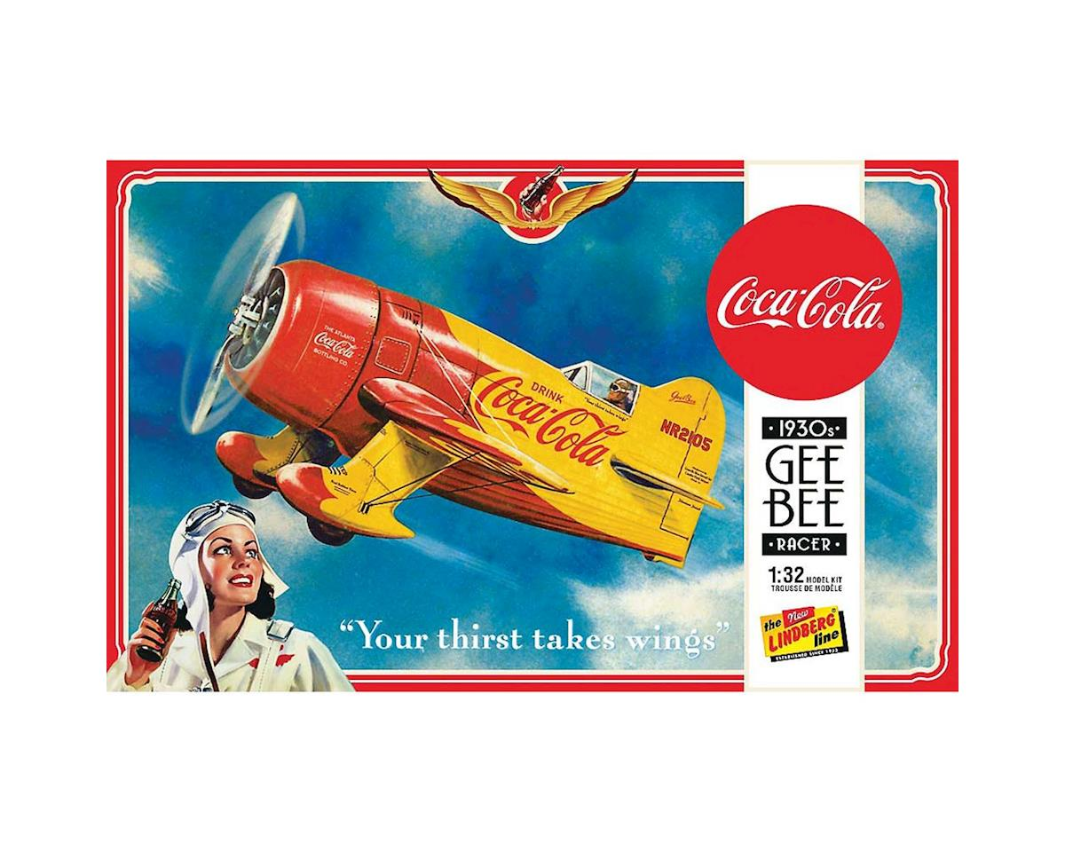Coca Cola Gee Bee Racer by J Lloyd International