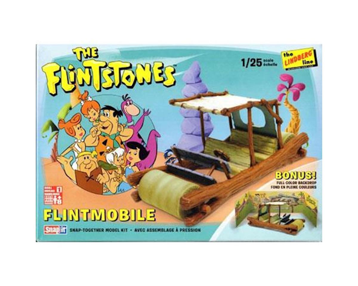 1/25 Flintstones Car SNAP Kit