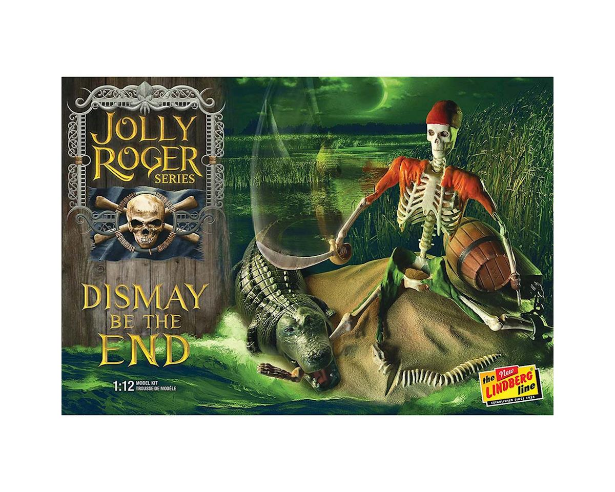 J Lloyd International 1/12 Jolly Roger Series: Dismay Be The End