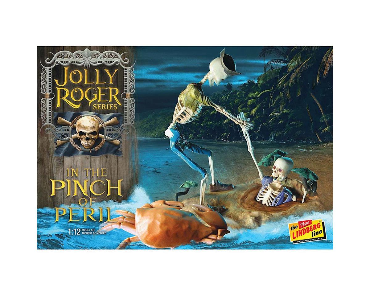 J Lloyd International 1/12 Jolly Roger Series: In the Pinch of Peril
