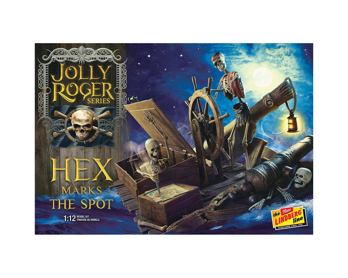 Lindberg Models HL224/12 Jolly Roger Series: Hex Marks the Spot