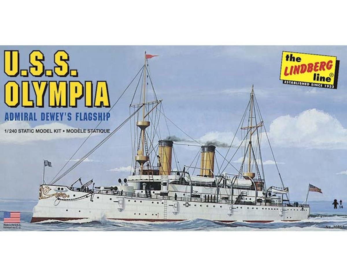 J Lloyd International HL402/06 1/240 USS Olympia