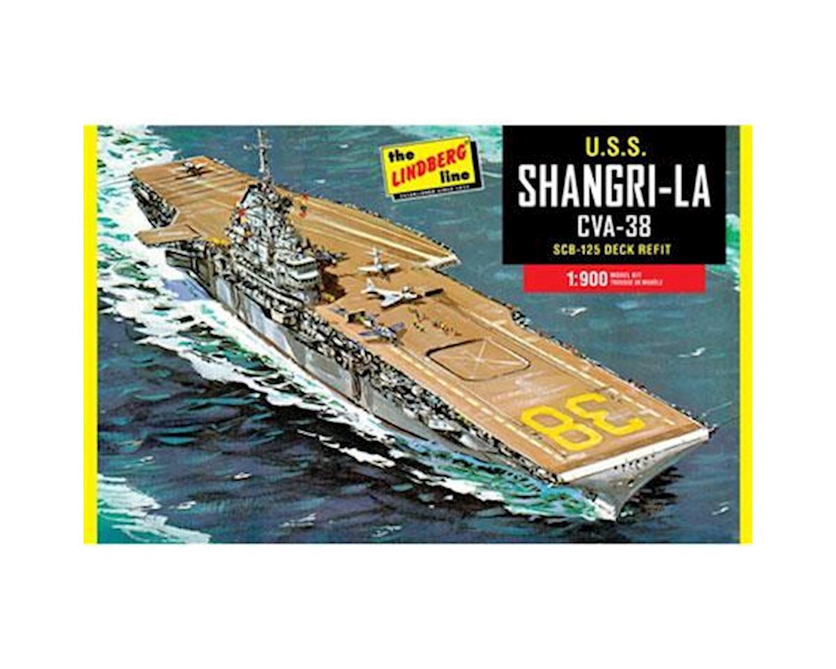 1/900 Shangri La Aircraft Carrier