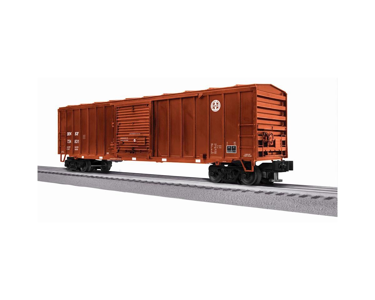 O-27 50' Modern Box, BNSF (6) by Lionel
