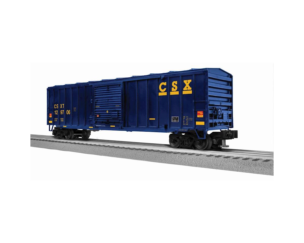 Lionel O-27 50' Modern Box, CSX (6)