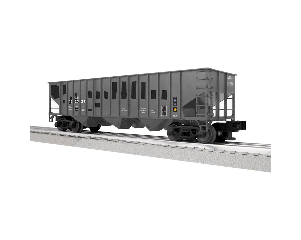 Lionel O-27 14 Panel Hopper, CR (6)