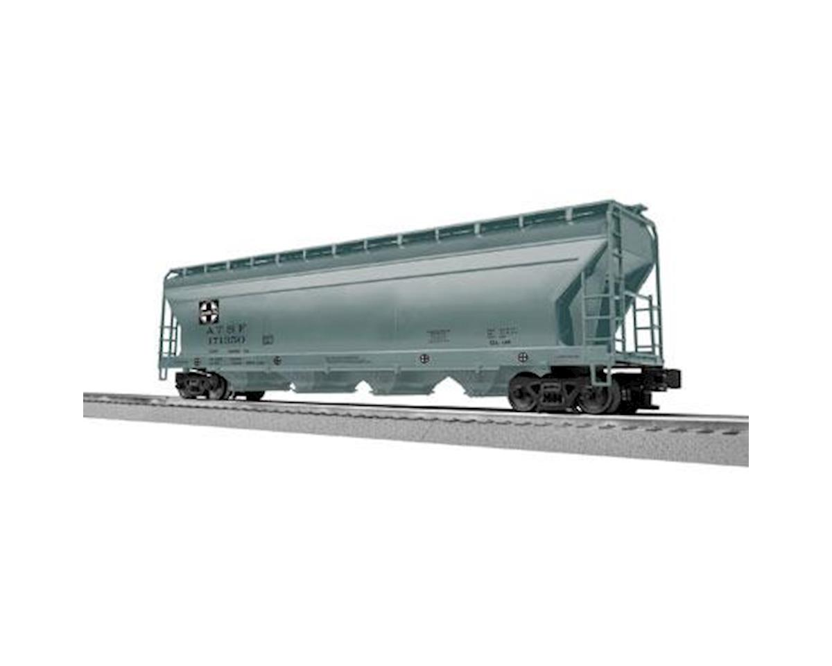 Lionel O-27 ACF 4-Bay Covered Hopper, SF (6)
