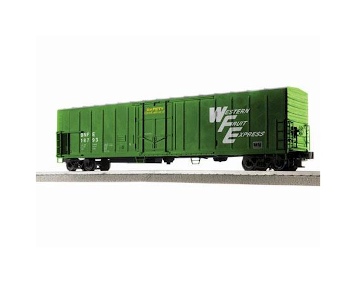 Lionel O-27 57' Mechanical Reefer, BNFE (6)