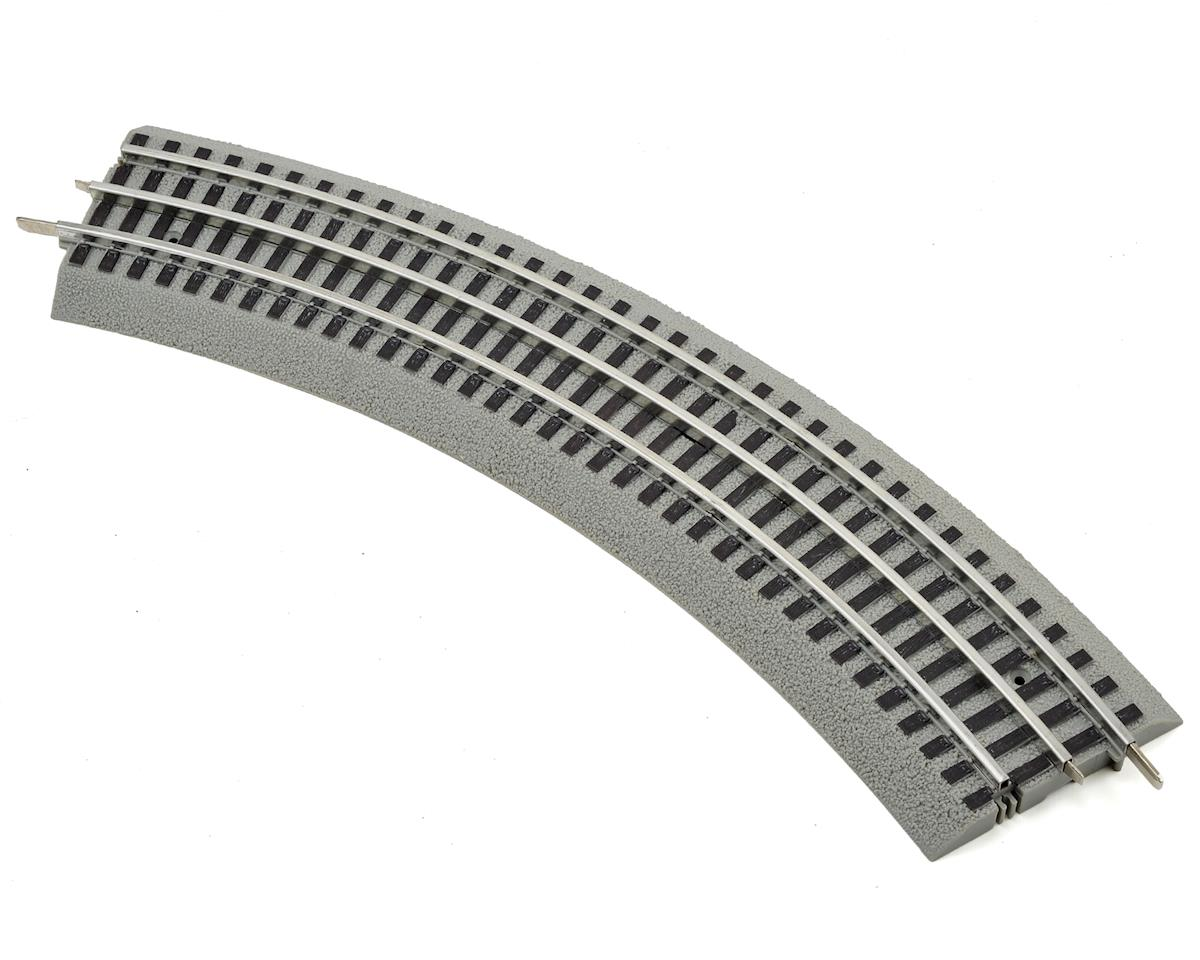 O-Scale Fas Track 45 Degree Curve Track