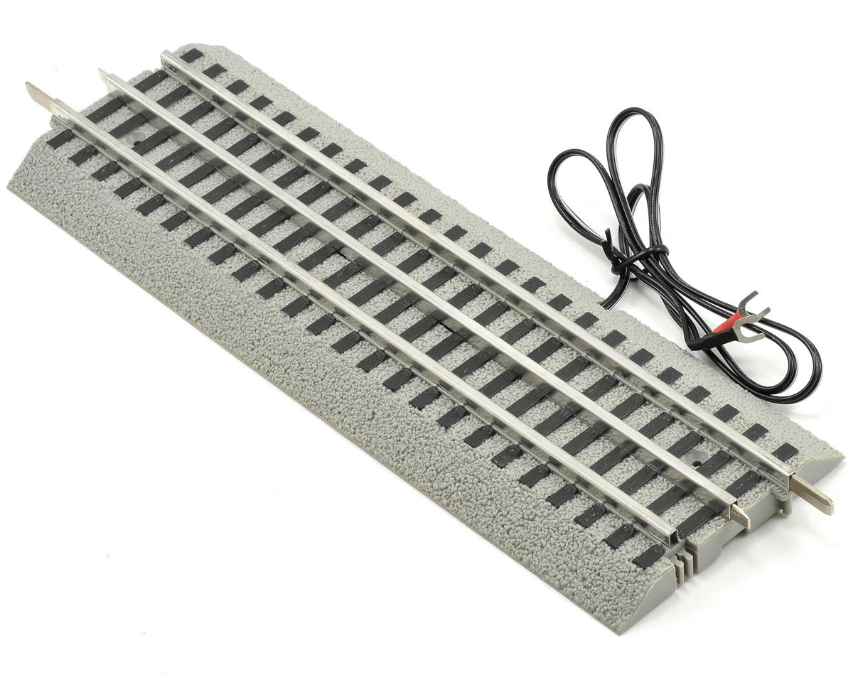 O -Scale Fas Track Terminal Section by Lionel