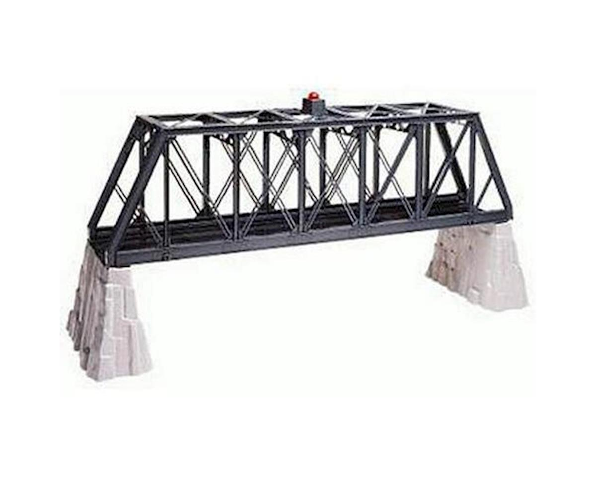 Lionel O-27 Truss Bridge w/Flasher