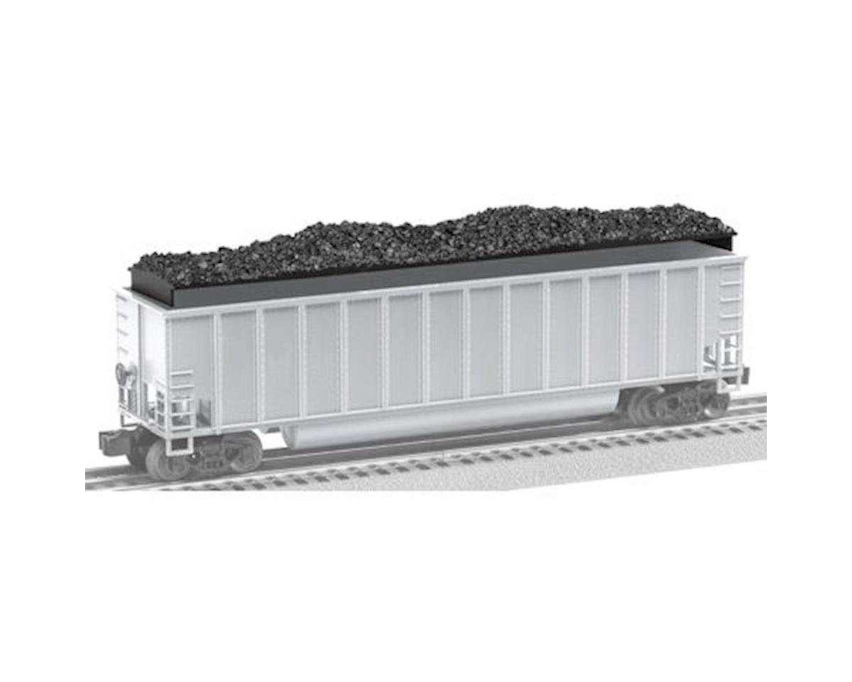 Lionel O Bathtub Gondola Coal Load (3)