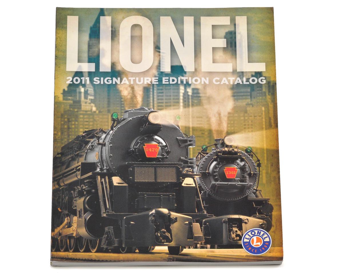 Lionel 2011 Signature Edition Catalog (FREE!)