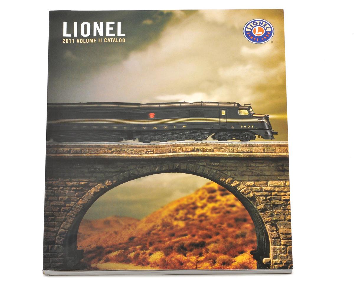 Lionel 2011 Volume 2 Catalog (FREE!)