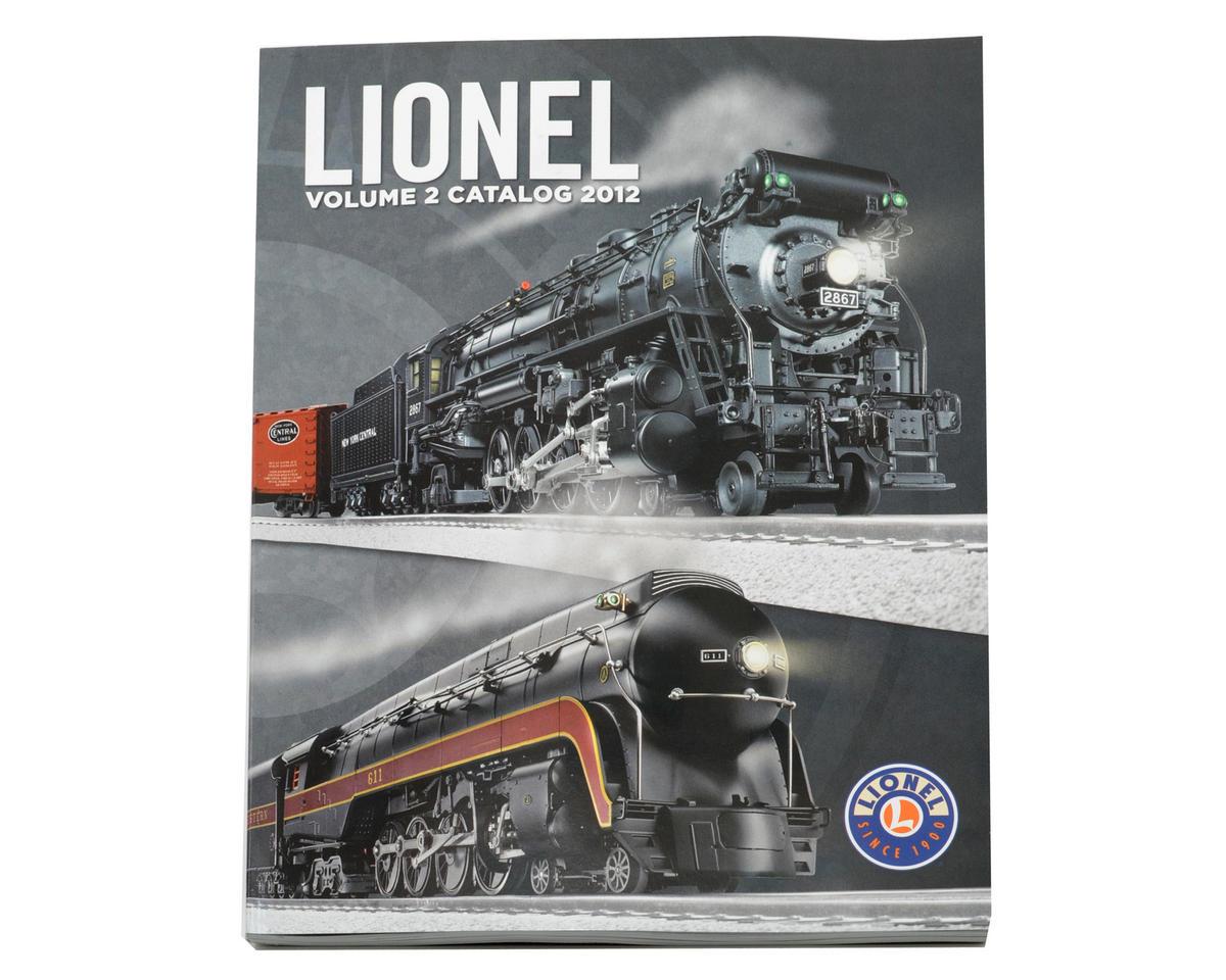 Lionel 2012 Volume 2 Catalog (FREE!)