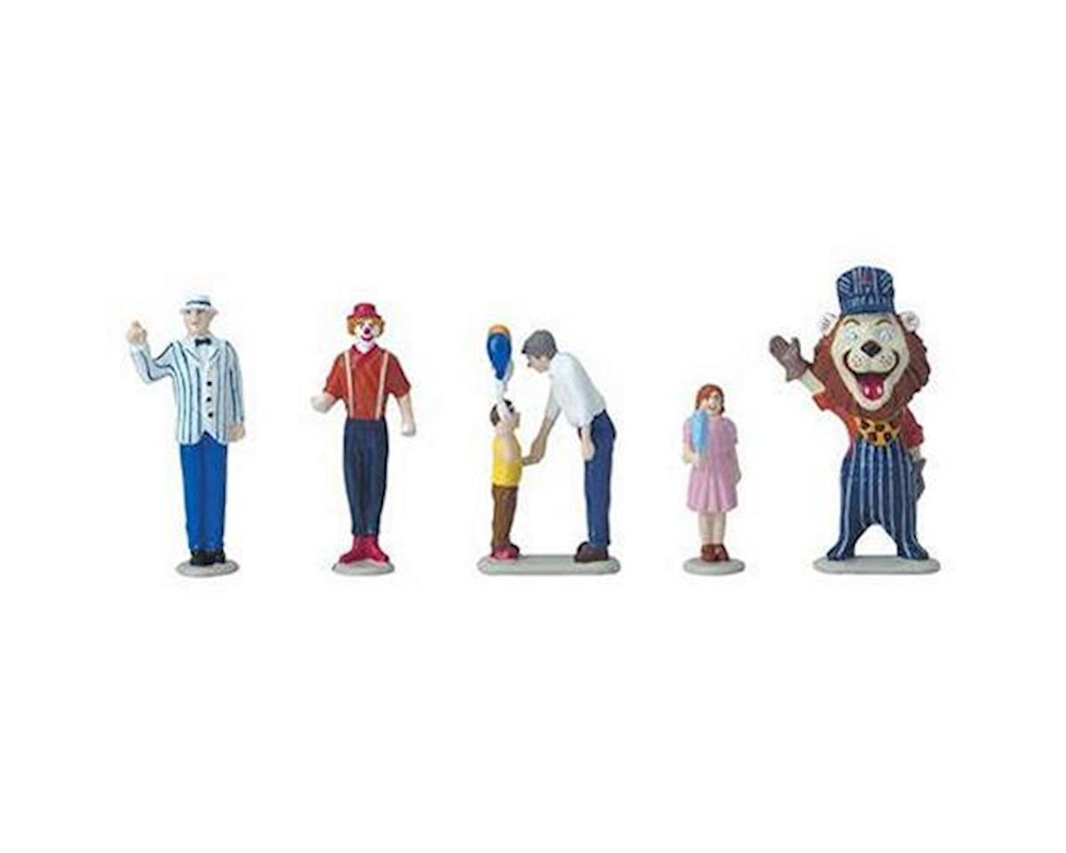 Lionel lville Carnival People Pack