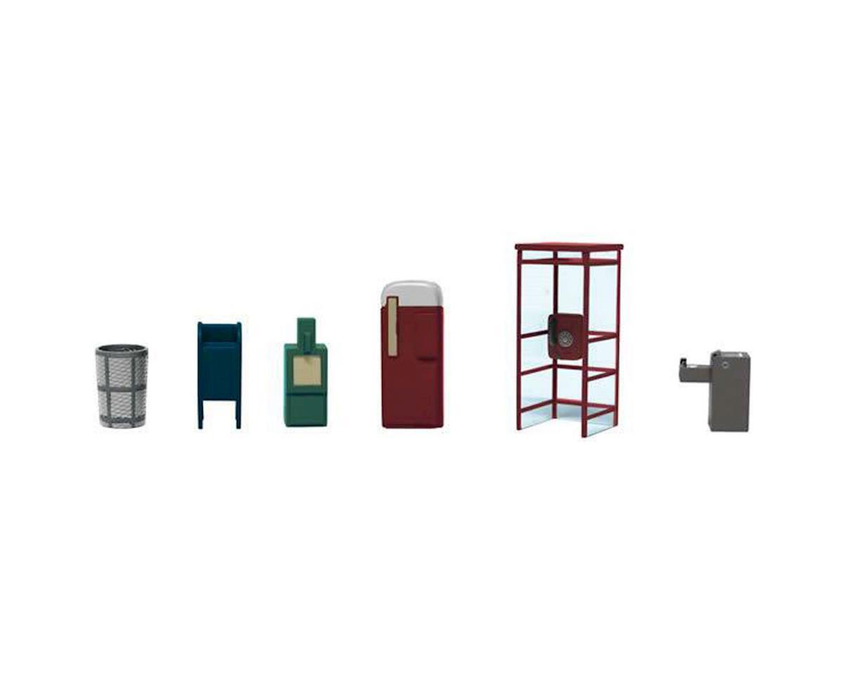 Lionel O City Accessories (6)