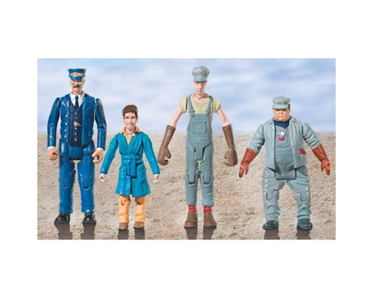 Lionel O Polar Express Figures #1 (4)