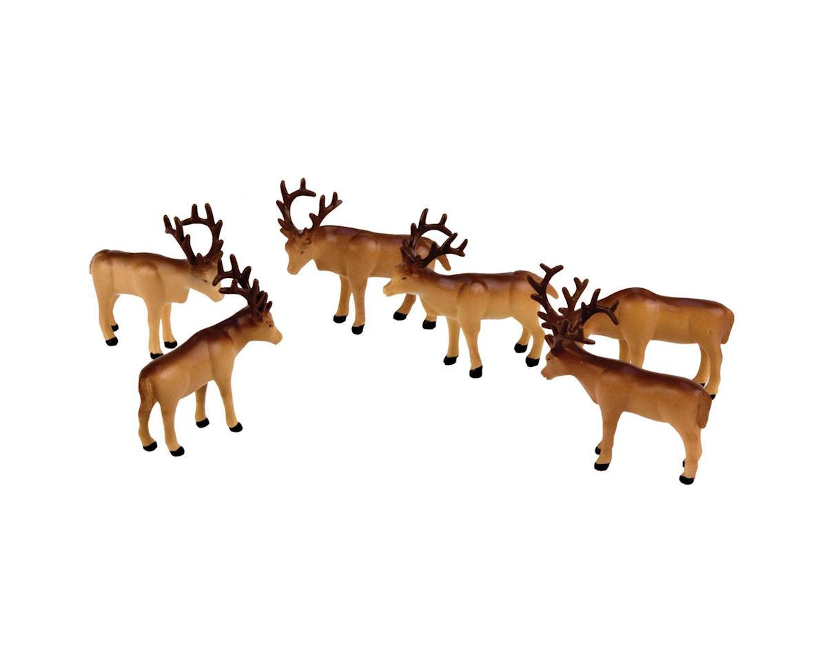 O Caribou Animals, Polar Express by Lionel