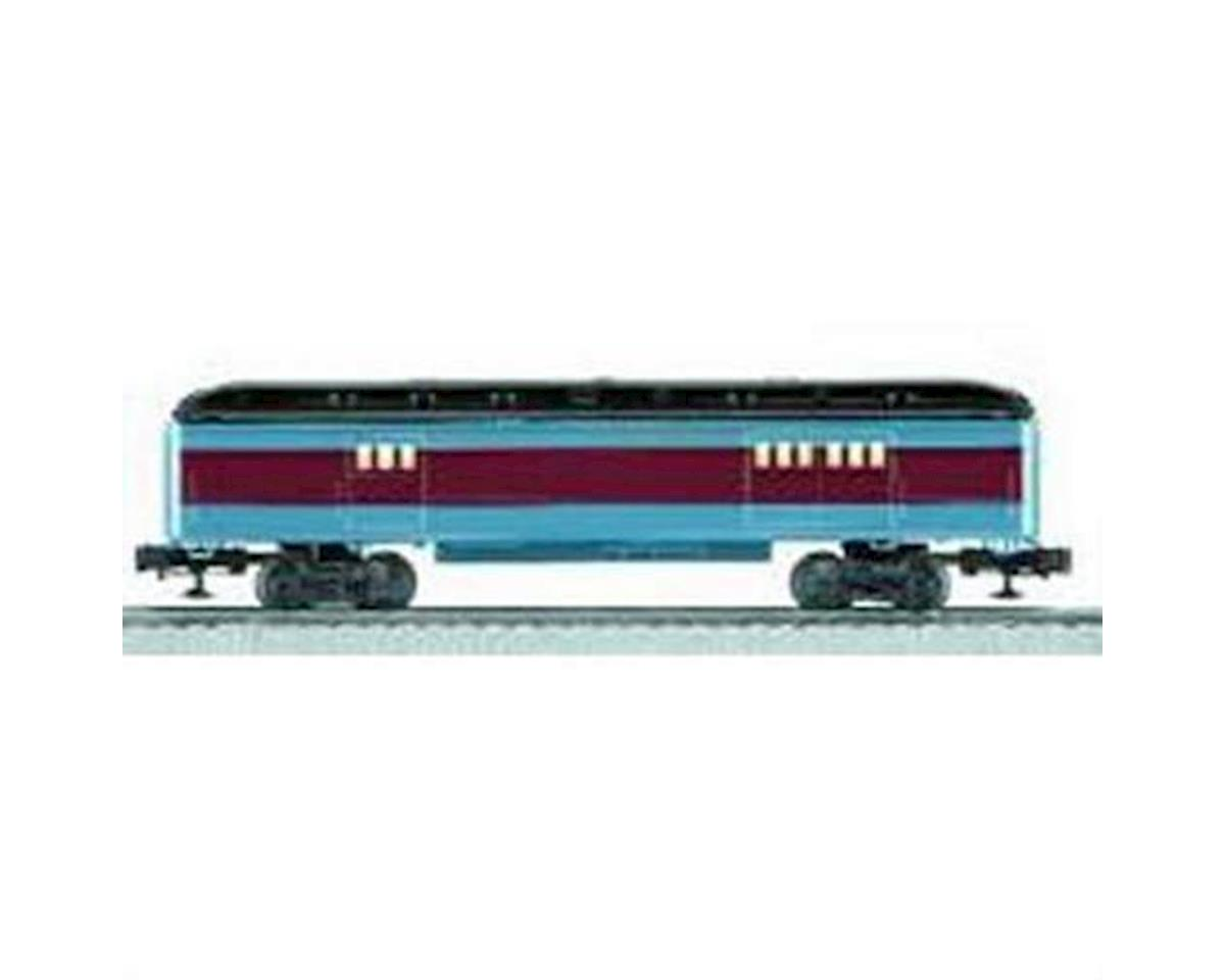 Lionel O-27 Baggage Car, Polar Express