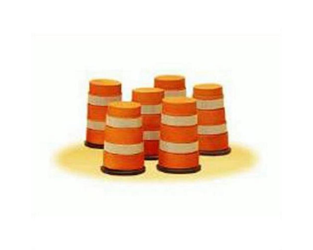 O Highway Barrels (6) by Lionel
