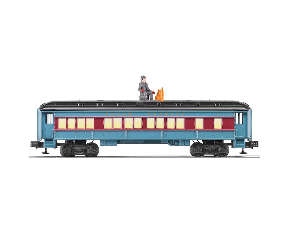 O Disappearing Hobo Car, Polar Express by Lionel