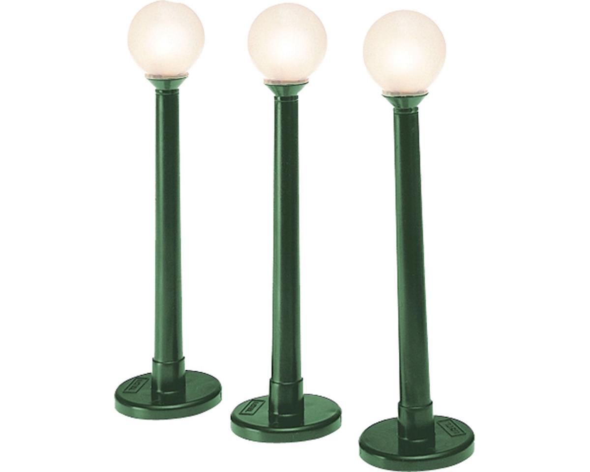 Lionel O Globe Lamps (3)