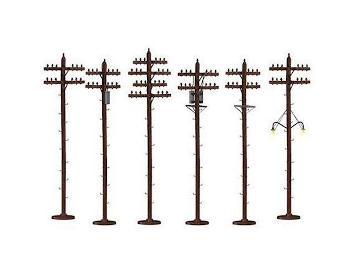 Lionel O Telephone Poles