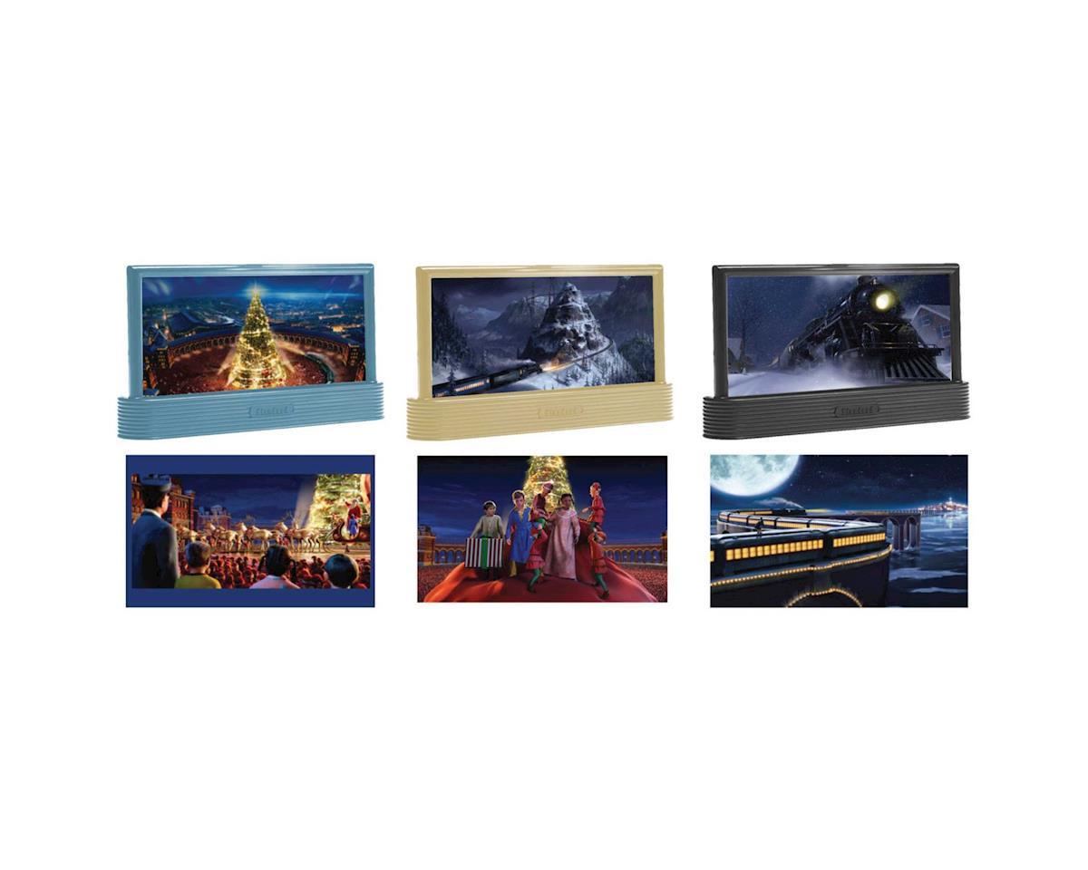 Lionel S AF Billboard Pack, Polar Express