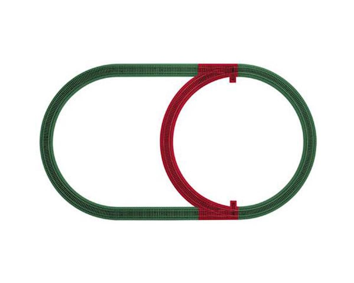 S AF FasTrack Inner Passing Loop Track Pack by Lionel