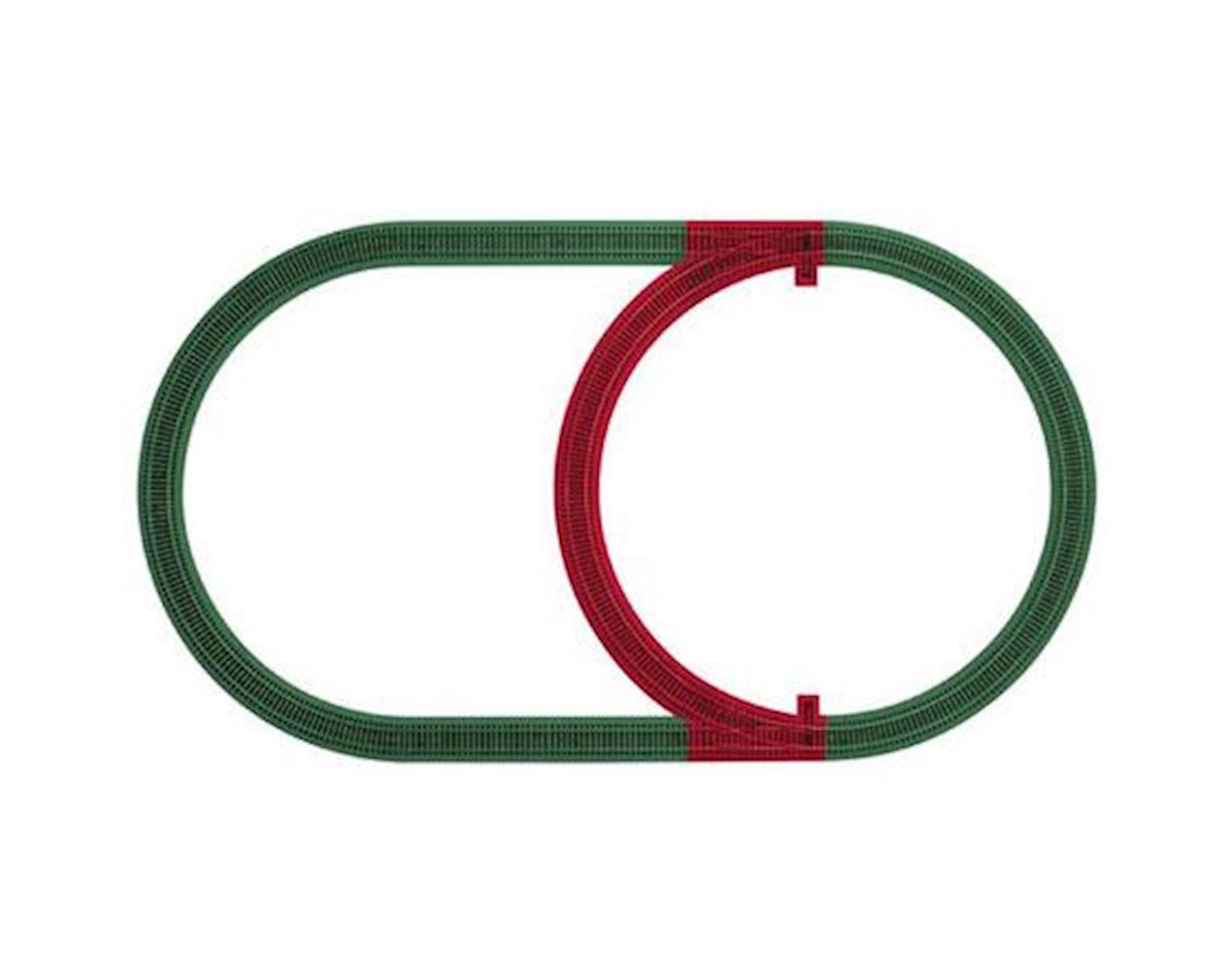 Lionel S AF FasTrack Inner Passing Loop Track Pack