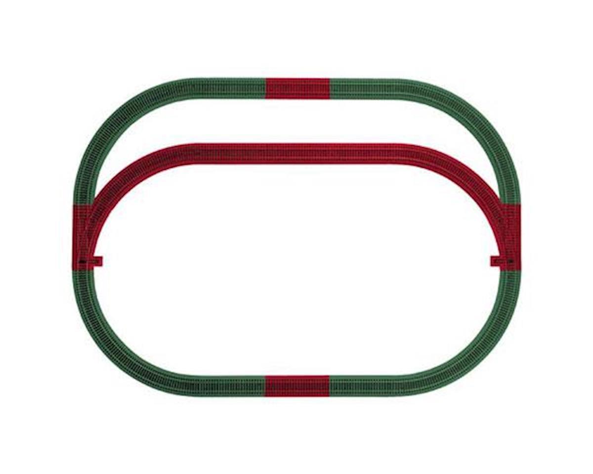 Lionel S AF FasTrack Outer Passing Loop Track Pack