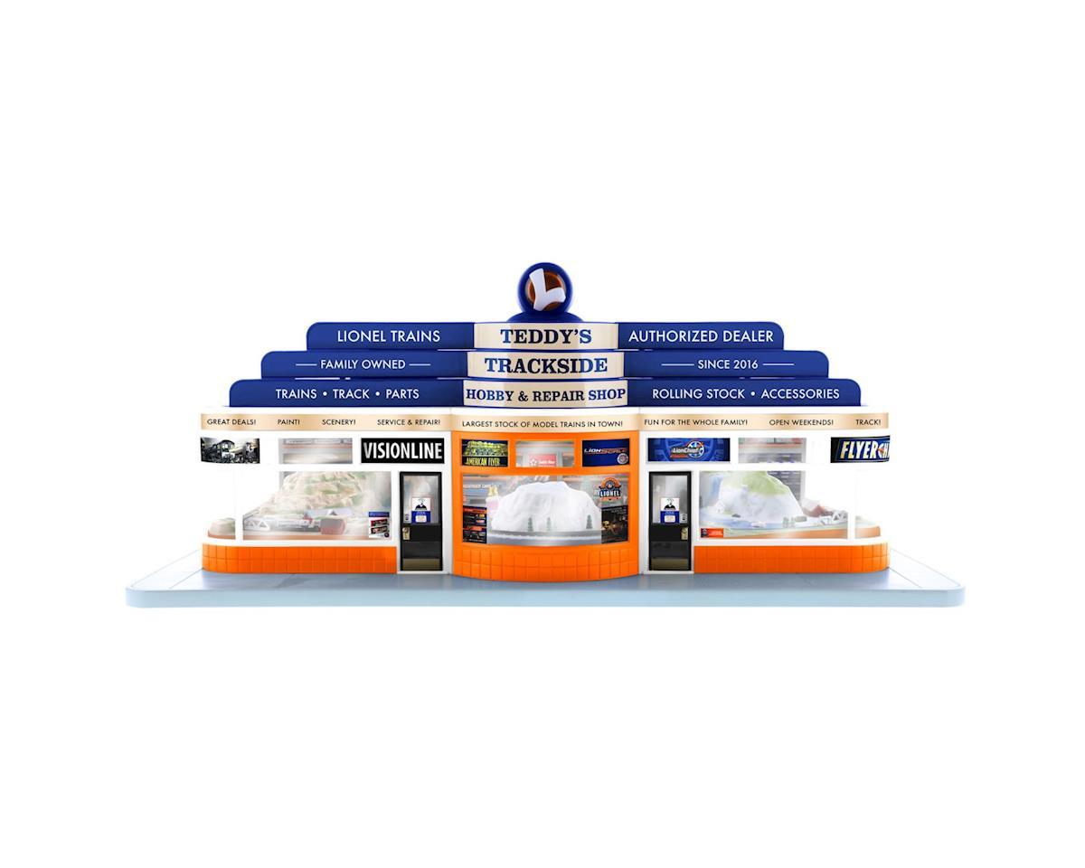 Lionel O Renz Hobby Shop