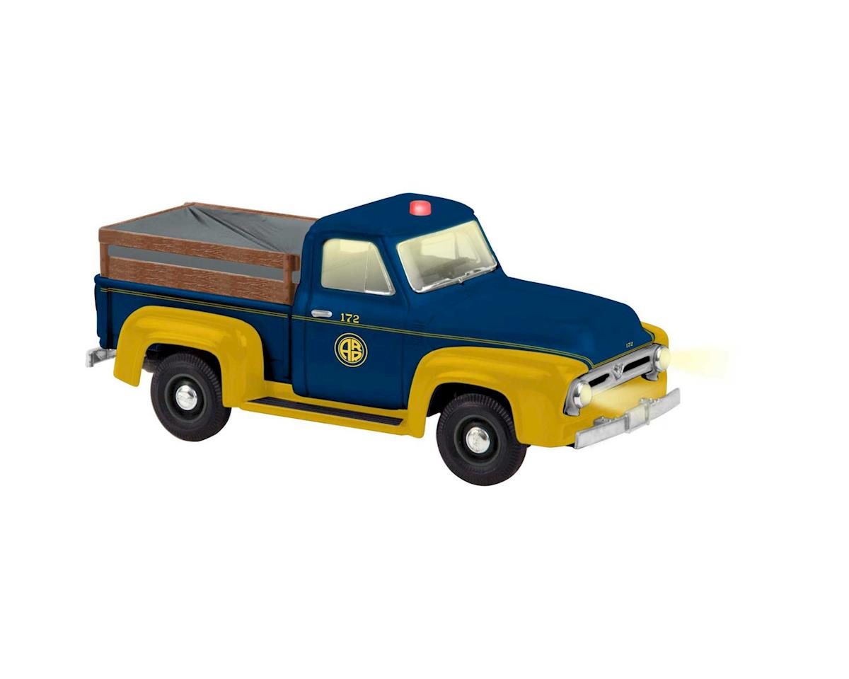 Lionel O Command Control 1955 MOW Truck, ARR