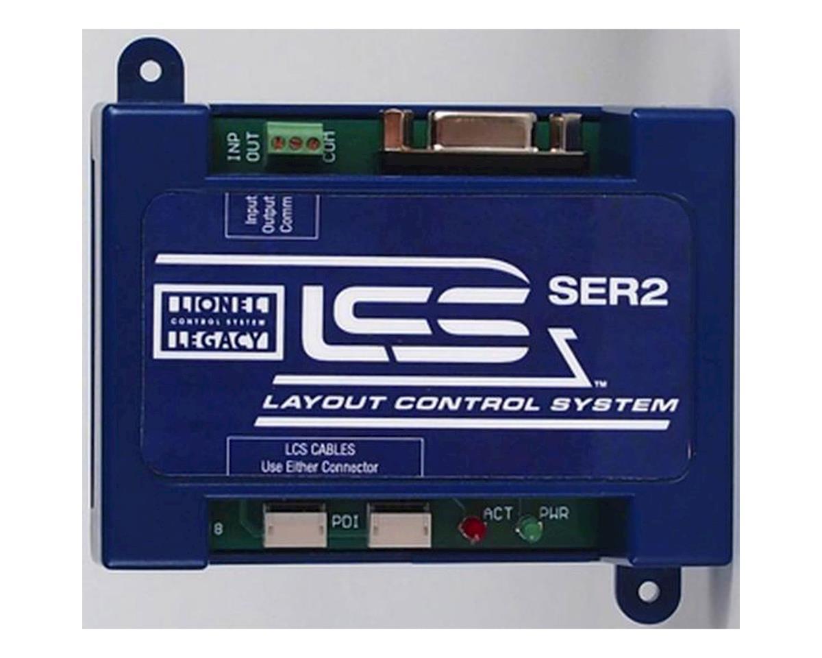 Lionel LCS Serial Converter 2 (SER2)