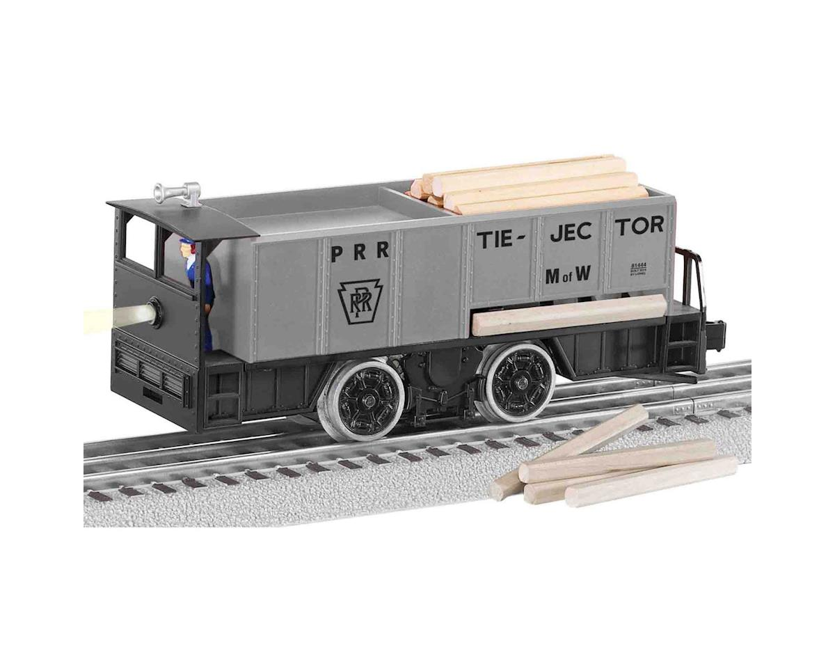 Lionel O-27 Command Tie-Jector, PRR