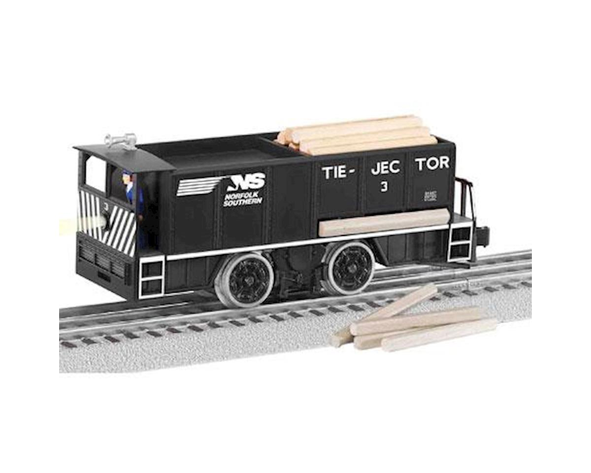 Lionel O-27 Command Tie-Jector, NS