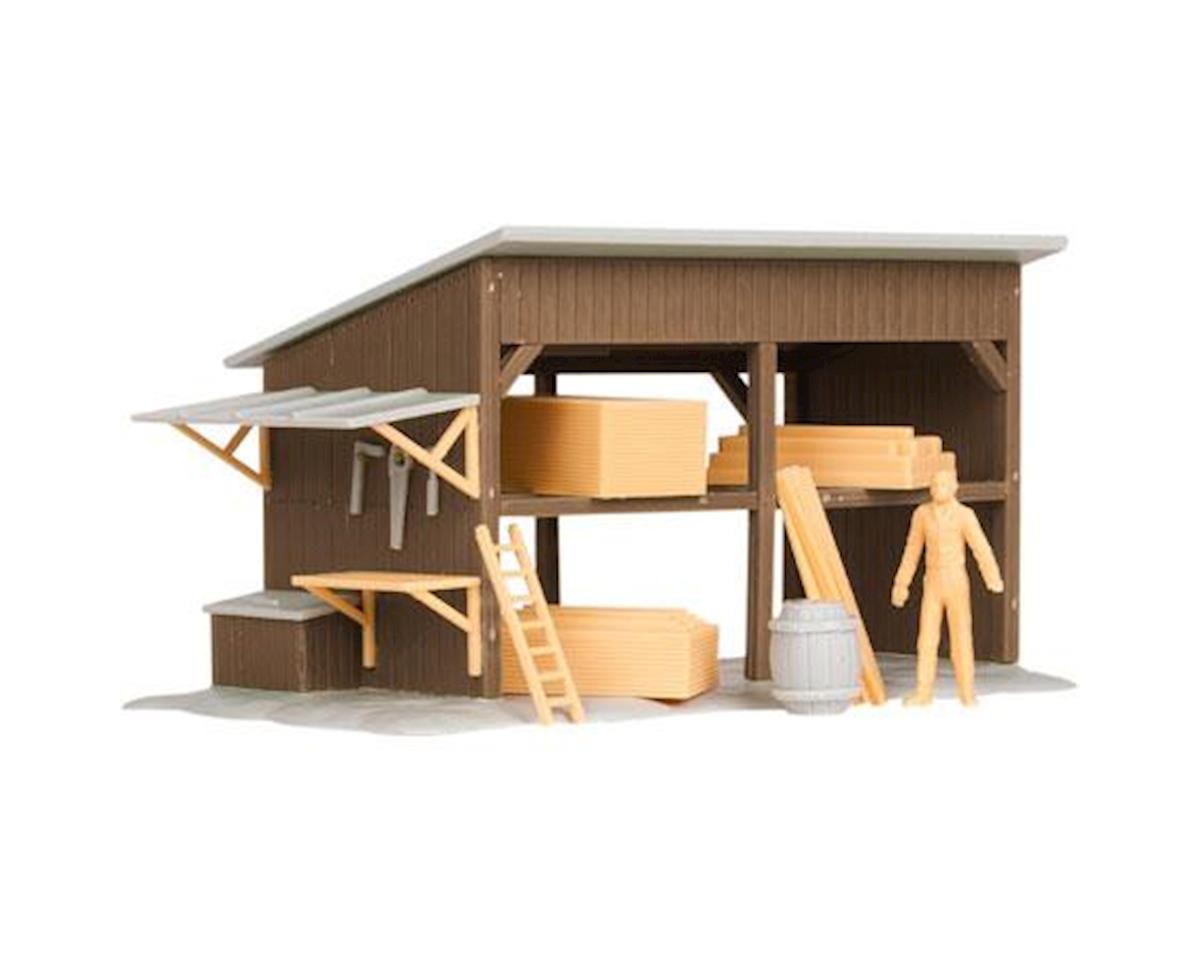 Lionel O Lumber Shed Kit