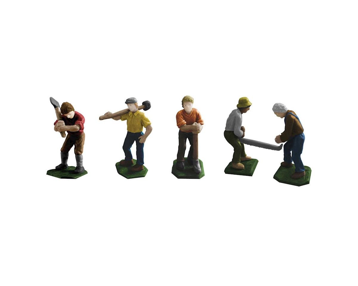 O Loggers Figure Pack by Lionel
